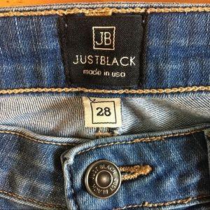 JB skinny jeans